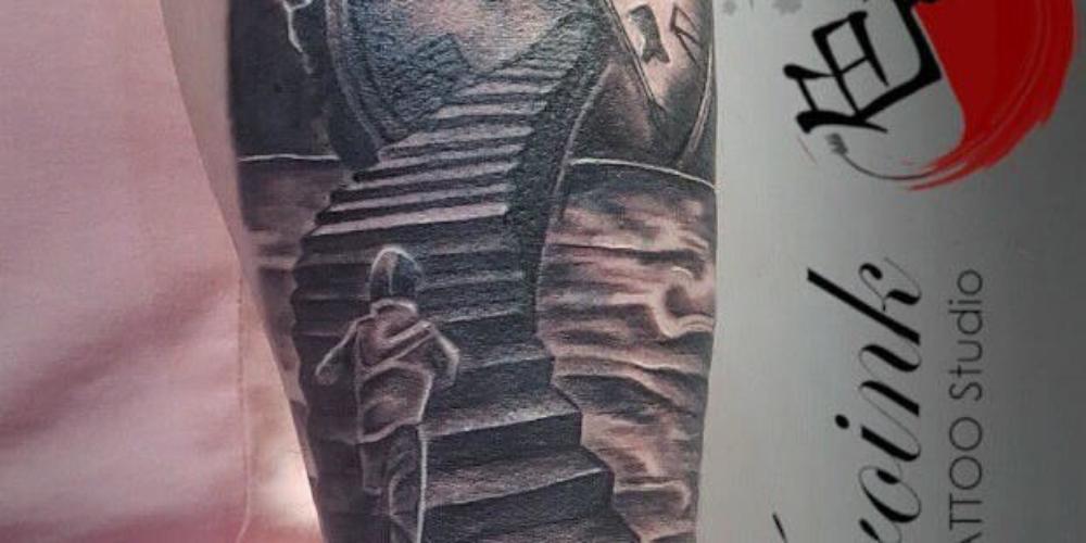 Tatuaże męskie na przedramię
