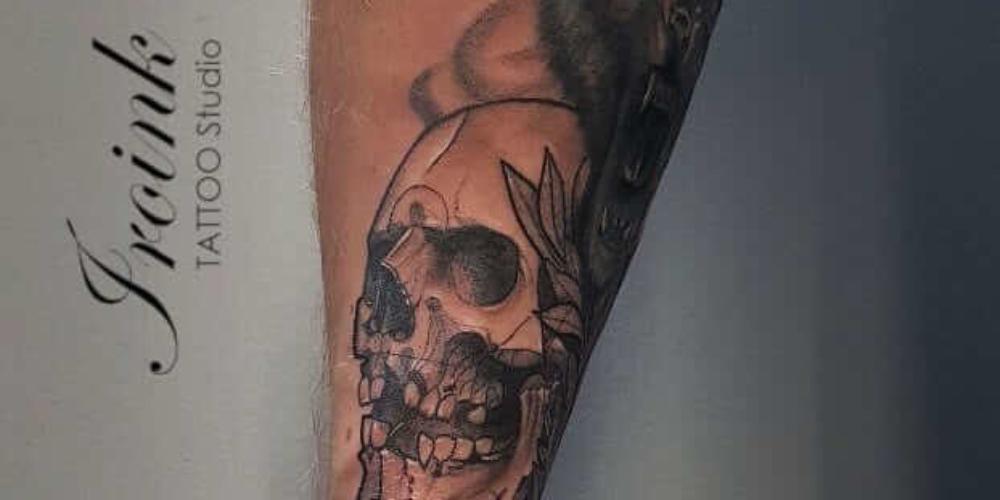 Tatuaż na przedramię