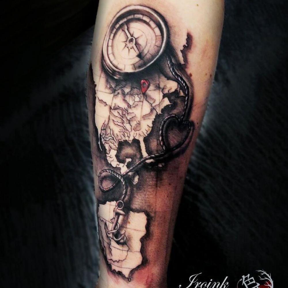 Tatuaż patriotyczny